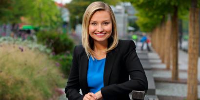 Ebba Busch Thor - partiledare för Kristdemokraterna