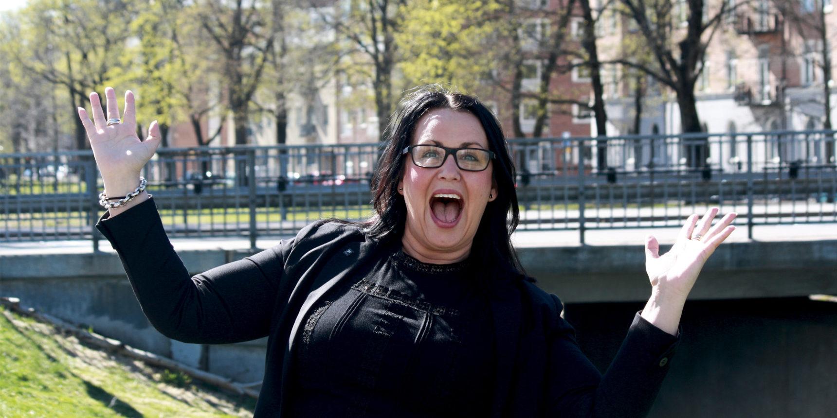 Hanna Åkerstedt, ordförande i Visit Karlstad Member