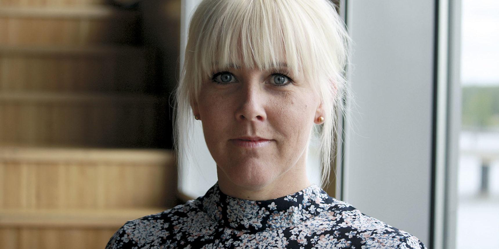 Jennie Persson - Projektledare