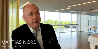 Mattias Nord - om styrkor, service och värdskap