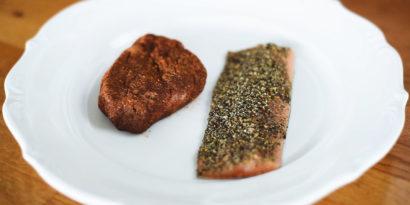 Köttrub och fiskrub