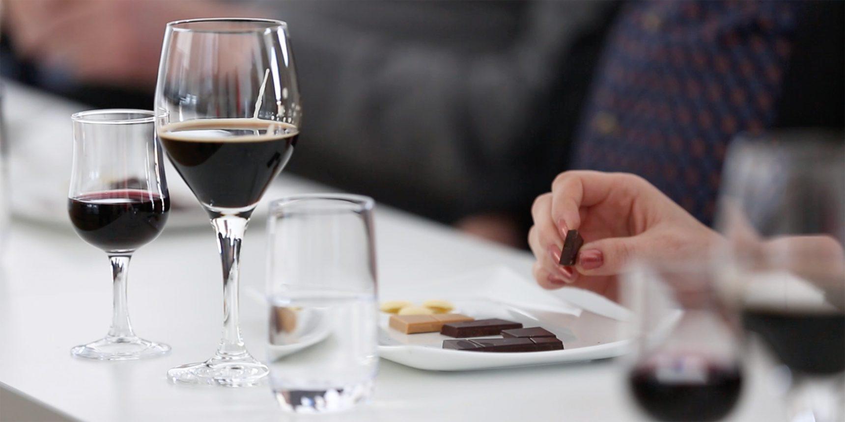 Chokladprovning Karlstad CCC