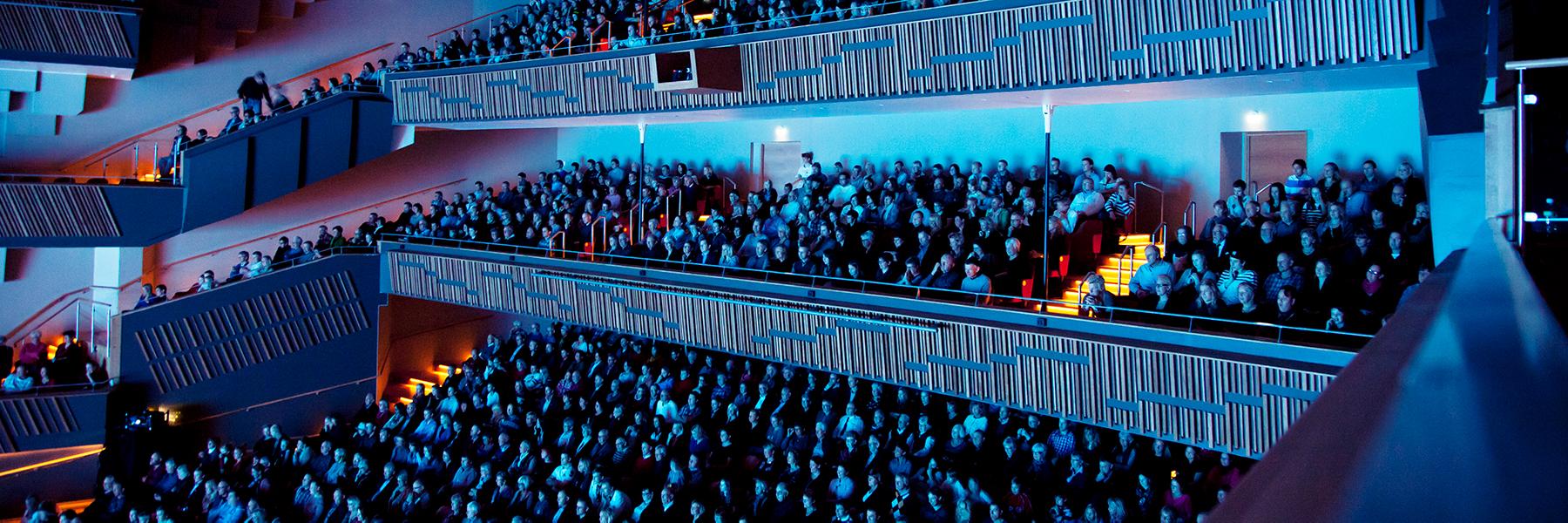 Publik kväll på Karlstad CCC
